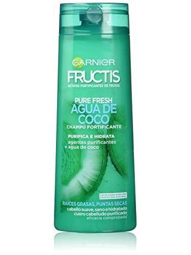 Garnier Fructis Shampoo Pure Fresh Wasser-Coco–360ml