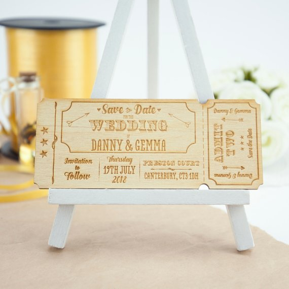 Personalised-Wooden-Wedding-Ticket-Save-the-Date