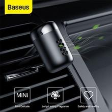 Baseus Car Air Freshener Aromatherapy Auto Air Outlet Perfume Long-lasting Car Fragrance Clip Diffuser Solid Car Perfume