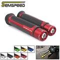 Universal 22mm 7/8 ''Accessoires Motorcycle Anti-Slip Handvat Grips Kit Voor KAWASAKI J300 J301 stuur racestuur grip