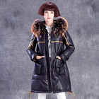 Coat Fur Women s Fem...