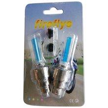 2 x LED модный лампа вспышка шина колесо клапан крышка свет для автомобиль велосипед велосипед мотоцикл велосипед аксессуары свет