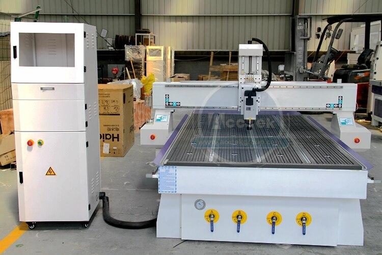Китайский Цзинань AccTek выгодная цена, высокое качество, дружественная гуманизированная конфигурация, фрезерный станок AKM1325