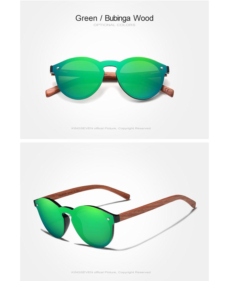 H67887a4aa0b14d30ae9fc5c38007b6c5D Custom LOGO Natural Wooden Sunglasses GIFTINGER Bubinga Men's Polarized Glasses Wooden Fashion Sun Glasses Original Accessories