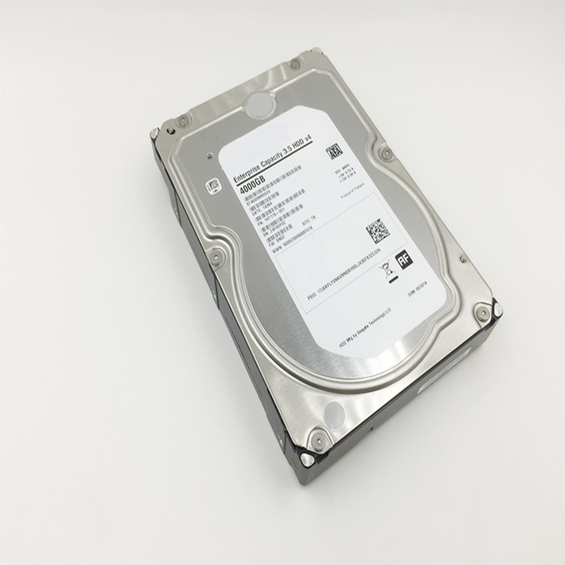 """New HDD For Seagate Brand 4TB 3.5"""" 7.2K SATA 6 Gb/s 128MB 7200RPM For Internal HDD For Enterprise ClassHDD For ST4000NM0024 2"""