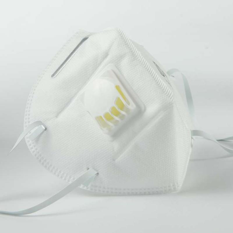 In Stock Ship Within 24 Hours KN95 Masks Valve FFP2 Mascarilla Respirators Face Mask Filter 95% Mouth Mask KF94 Standard N95