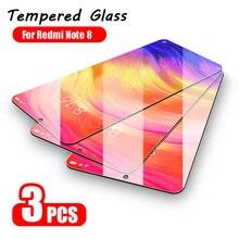 3 шт./лот 2.5D прозрачное закаленное стекло для Xiaomi mi A3 A2 9 Lite CC9 CC9e 9T Pro Защита экрана для красной mi K20 Note 8 7 стеклянная пленка
