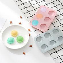 3d ВС силиконовая форма для шоколадного фондана инструмент декорирования