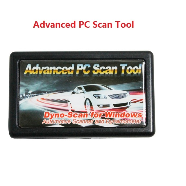 Dyno scanner Dyno-Scanner Dynamometer Windows Auto Scanner Advanced PC Scan Tool