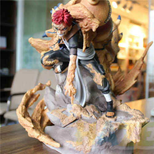 Naruto Shippuden GK Gaara Shuukaku Figure Statue New in Box 40cm
