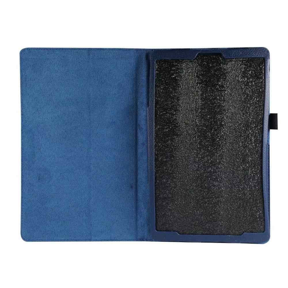 Ultra Dunne Litchi Stand PU Leather Protector Sleeve Case Skin Cover Voor Huawei MediaPad T3 8.0 KOB-L09 KOB-W09 8.0 inch tablet