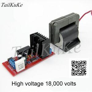 Image 1 - Tablero de transmisión de paquete de alto voltaje, Panel de Control, generador electrostático, piezas de inversor de paquete de alto voltaje