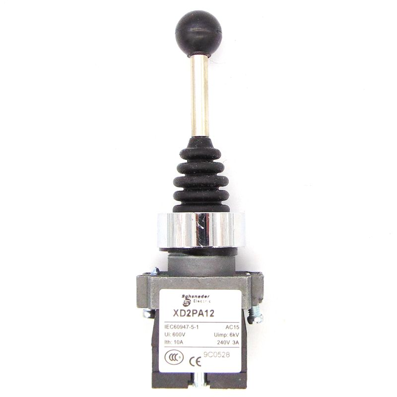 XD2-PA12 joystick controller ,spring return joystick switch XD2-PA12CR Rotary Switches Self locking(China)