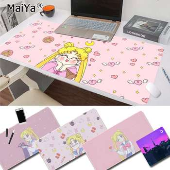 Maiya Your Own Mats Hot sale Cartoon Sailor Moon Laptop Gaming Mice Mousepad Free Shipping Large Mouse Pad Keyboards Mat