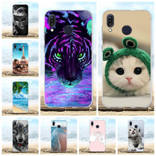 For Asus Zenfone Max M1 ZB555KL Case Soft TPU Cover Cute Patterned Funda