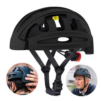 Folding MTB Road Bicycle Ultralight Breathable Cycling Helmet Protection Cap