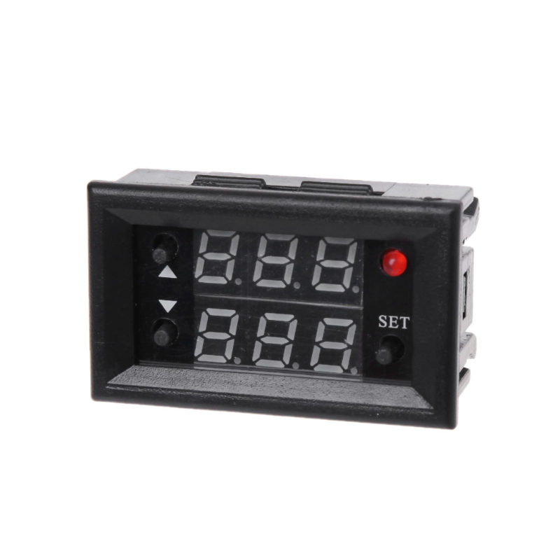 12V Timer Delay Relay Module Digital LED Display Cycle 0-999 Adjustable Relay Whosale & Dropship