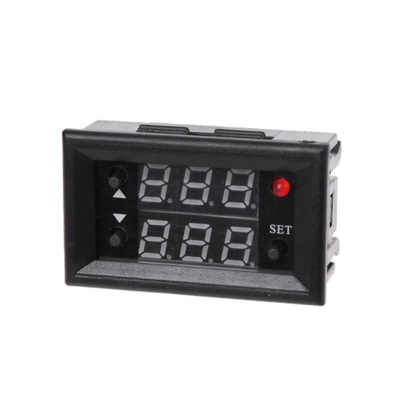 12V Timer Delay Relay Module Digital LED Display Cycle 0-999 Adjustable Relay Whosale & Dropship