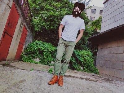dos homens Do Vintage retro sapatos Chelsea