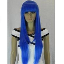 ++01392@Q8+++ Fashion sapphire Liu Haichang straight wig cos