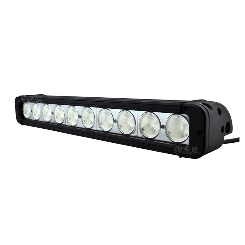 Lee Vectra Power 100 W Spotlight Lamp Modified Suv Dome Light Led Single Strip Light