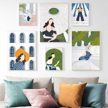 wall art canvas decor F