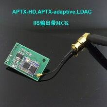 Qcc5125 i2s filha cartão bluetooth 5.0 atualização csr8675 suporta ldac APTX HD aptx adaptável