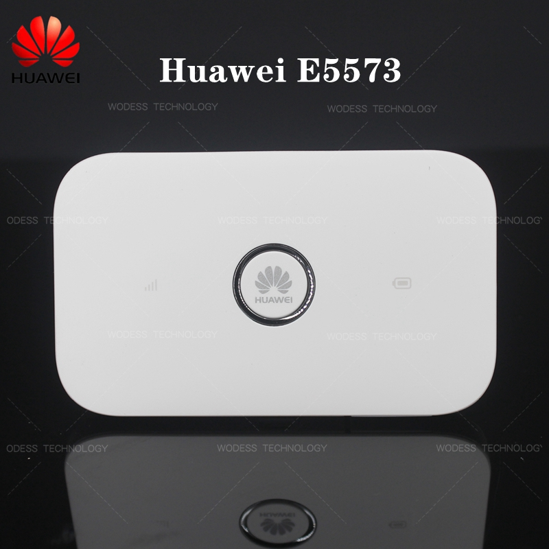 Original Pocket Mini Mobile Wifi Router Huawei E5573 150mbps 4G LTE Router With Antenna Port