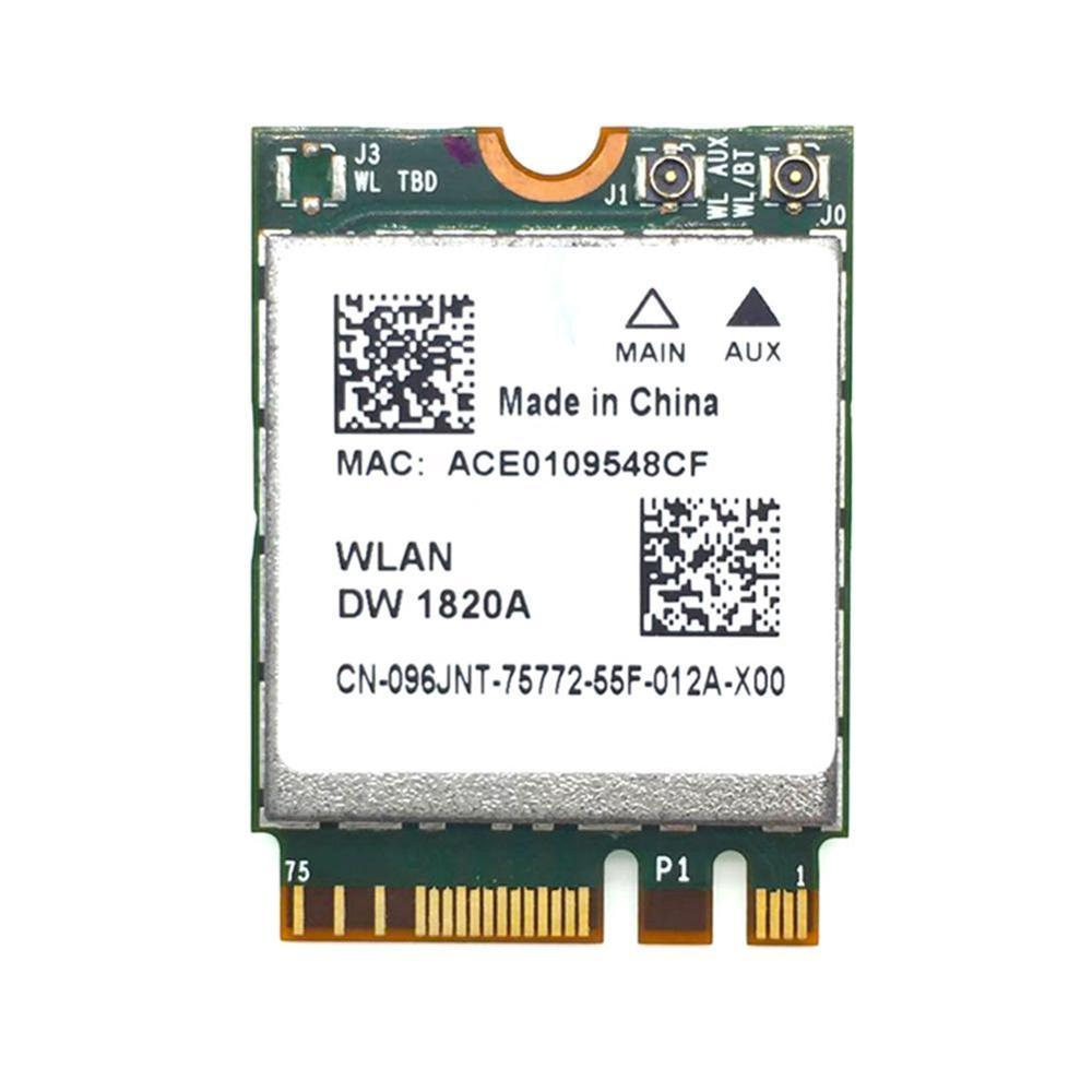DW1820A BCM94350ZAE 802.11ac BT4.1 867Mbps Wifi Adapter WiFi BCM94352Z DW1820 M.2 BCM94350 NGFF Card Wireless Better Than D4J1