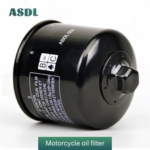 Motorcycle Engine Oil Filter for Yamaha XVS1300 A Midnight Star / C Stryker / A A,B,D,E V Star USA XVS 1300 A XVS1300A