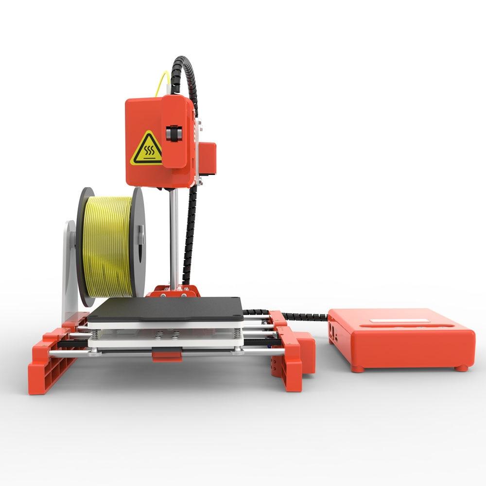 Mini Portable  Kids 3D DIY Printer for Household Education 31