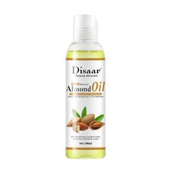 100 naturalny organiczny olejek migdałowy masaż ciała najlepszy masaż pielęgnacyjny skóry relaks odżywczy produkt SPA TSLM1 tanie i dobre opinie LANBENA Czysty olejek eteryczny Organic Almond Oil