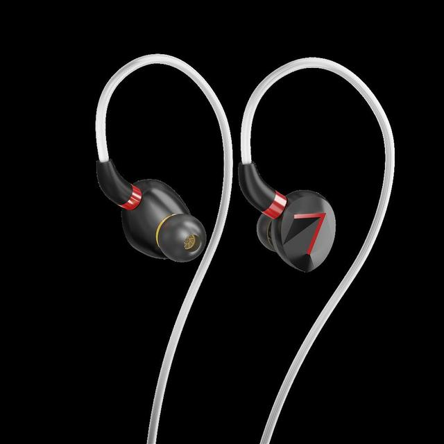 7HZ i88 מיני 8mm LCP סרעפת נהג דינמי HiFi ב אוזן אוזניות עם CNC אלומיניום פגז מותאם אישית להסרה כבל עבור מוסיקאי