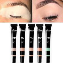 Консилер макияж полное покрытие праймер консилер крем Профессиональный лицо глаз Макияж Палитра для контурной основы макияжа 5 цветов