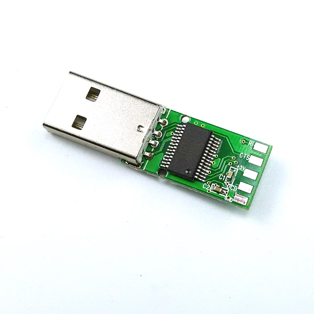 Ftdi Ft232r Usb Rs232 Serial Adapter Compatible With Ftdi Usb-232r