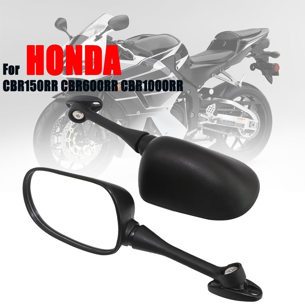 Боковые зеркала заднего вида для мотоцикла HONDA CBR600 RR CBR600RR CBR1000 CBR150 RR CBR1000RR CB150RR