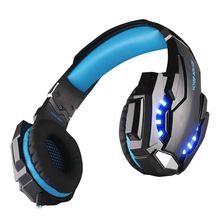SOONHUA Wired Stereo Gaming Headset Noise Cancelling Over Ear Headphone Gaming Earphones With Mic LED Light For Laptop Computer computer wired gaming headphone earphones headband gaming headset over ear game headphone with microphone mic led light for pc