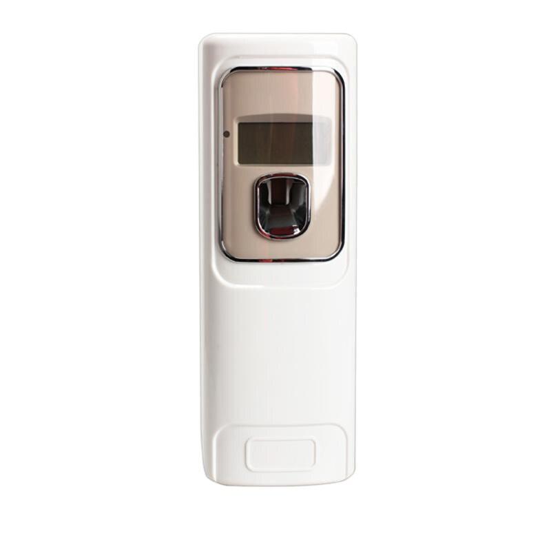 Ev Aletleri'ten Nemlendiriciler'de Hava spreyi Lcd duvara monte Aerosol dağıtıcı ofis ev otel için banyo koku otomatik parfüm püskürtücü makinesi title=