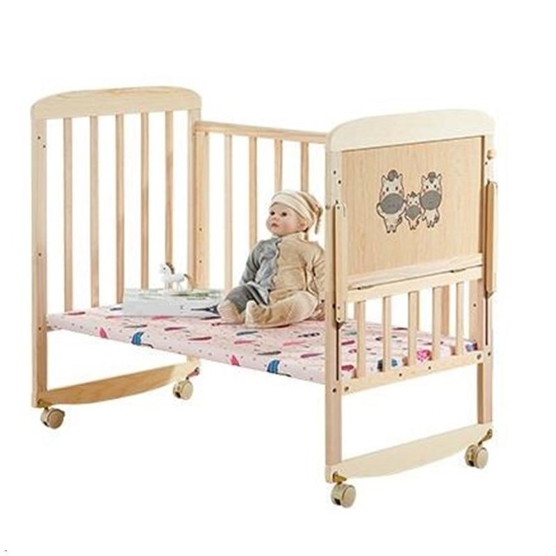 Cama Infantil For Letto Child Letti Per Bambini Kinderbed Children's Wooden Kinderbett Chambre Kid Lit Enfant Baby Furniture Bed