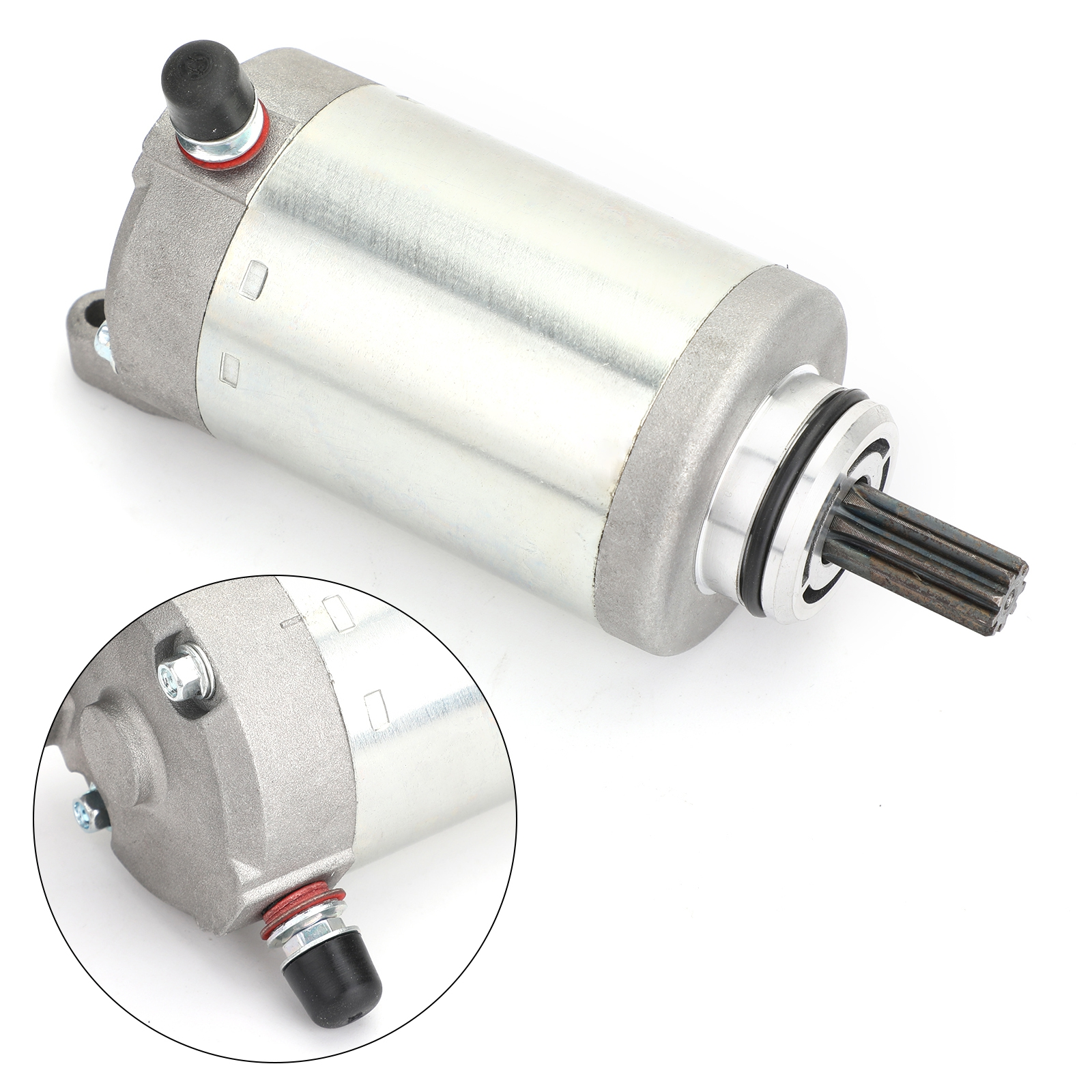 0825-024 Starter Motor: Replacement for Arctic Cat 0825-011 0825-013
