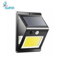 46 LED الإضاءة الشمسية 3 وظيفة 3 edزما استشعار الحركة + عكس الضوء الإضاءة + الاحتراق المستمر مقاوم للماء|مصابيح الطاقة الشمسية|   -