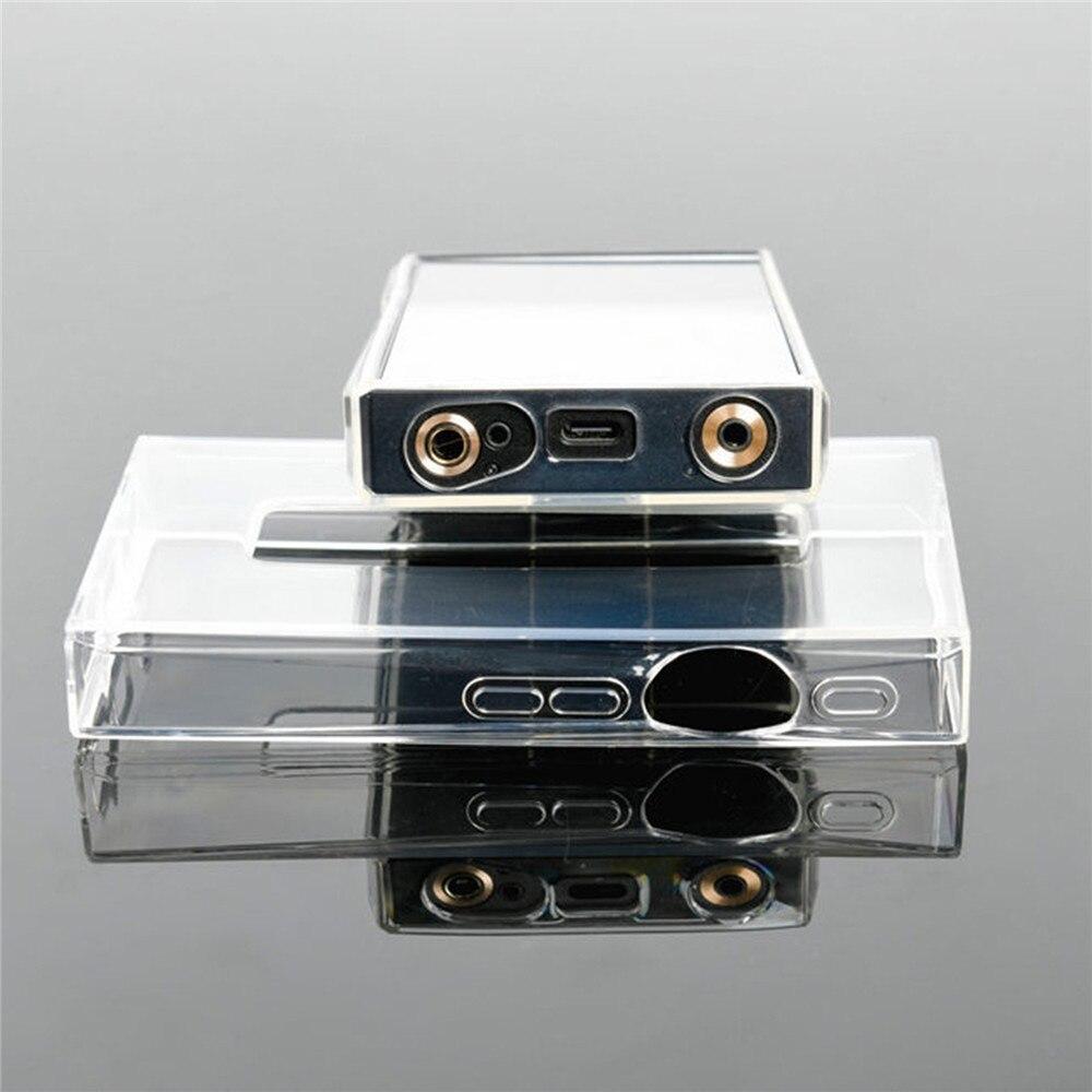 Image 3 - Для FiiO M11 Pro, мягкий прозрачный чехол из ТПУ, защитный чехол, футляр, чехолАксессуары для MP3 плееров и усилителей    АлиЭкспресс