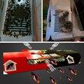 Устройство для ловли тараканов  устройство для уничтожения тараканов  домашняя приманка  липкая доска  нетоксичные супер липкие ловушки  на...