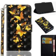 Luxury PU Leather Phone Case Redmi 7A Flip Wallet Cover sFor Xiaomi Fundas Bag For Xiomi Cases Coque