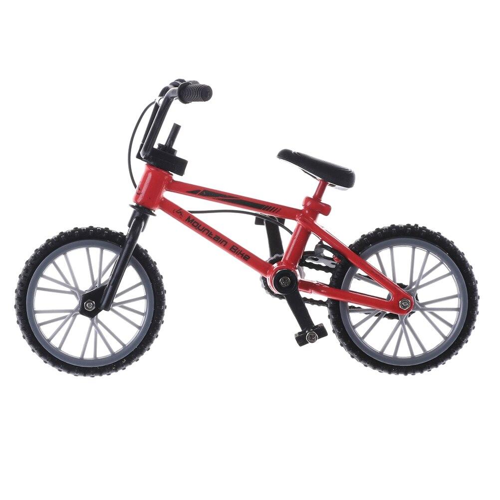 Мини-палец Bmx велосипед игрушки для детей мальчиков скутер 3 цвета сплав велосипед палец скейтборды велосипеды детские игрушки подарок для ...