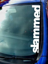 Pour 500mm (50cm) GRAND claque Autocollant Decalque graphique JDM EURO Dub vag VW Rat