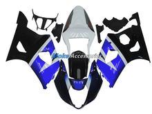 Мотоцикл Обтекатели комплект подходит для gsxr1000 2003 2004