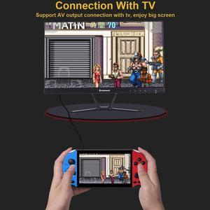 Image 3 - X12 gra wideo игровая консоль العاب Retro ręczna konsola do gier игровые приставки игры Console терис juegos