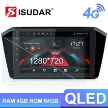 Idar r H53 4G 안 드 로이드 1 Din 자동 라디오 폭스 바겐/Passat b8 Magotan 2015 자동차 멀티미디어 GPS 8 코어 RAM 4GB 카메라 USB DVR