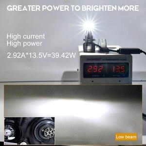 Image 3 - CNSUNNYLIGHT 70 w/para LED H7 H11 H8 reflektor samochodowy 9005 9006 H4 Hi/Lo bi led żarówki H1 500% jaśniejsze Auto samochody światła 6000K